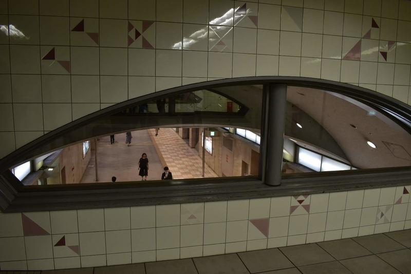 大阪駅前第1ビル・第2ビル接続