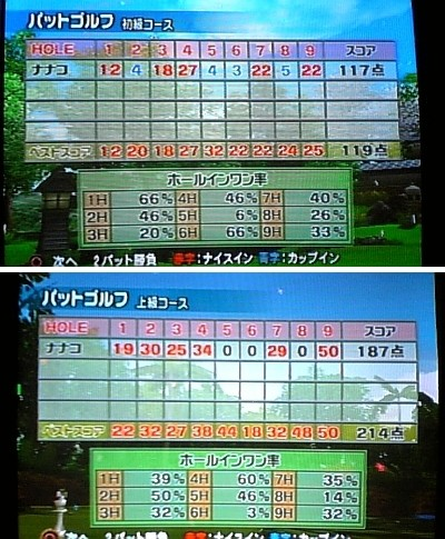 パットゴルフ