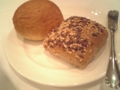 パン 2種類