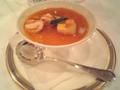 オマール海老の茶碗蒸し仕立て