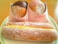 揚げパンドーナツ&エンゼルエッグ