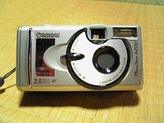 Canon PowerShot A200