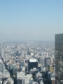 JR名古屋高島屋51Fからの眺め
