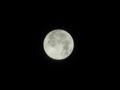 2008年最大の満月