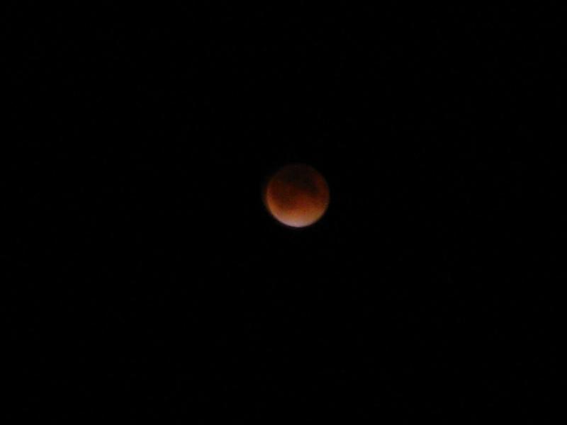 月食 23:39