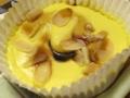 染みカラメルのプリンケーキ
