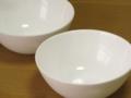 ヤマザキ2012 白いモーニングボウル