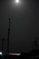 [月]光る海