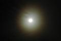 [月]月の光冠