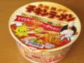 チキンラーメンどんぶり トマトスープにバターの香りを添えて