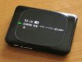 フレッツ光ポータブル PWR-N1000