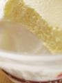 ふんわりホイップ はちみつレモンホイップ&レアチーズプリン