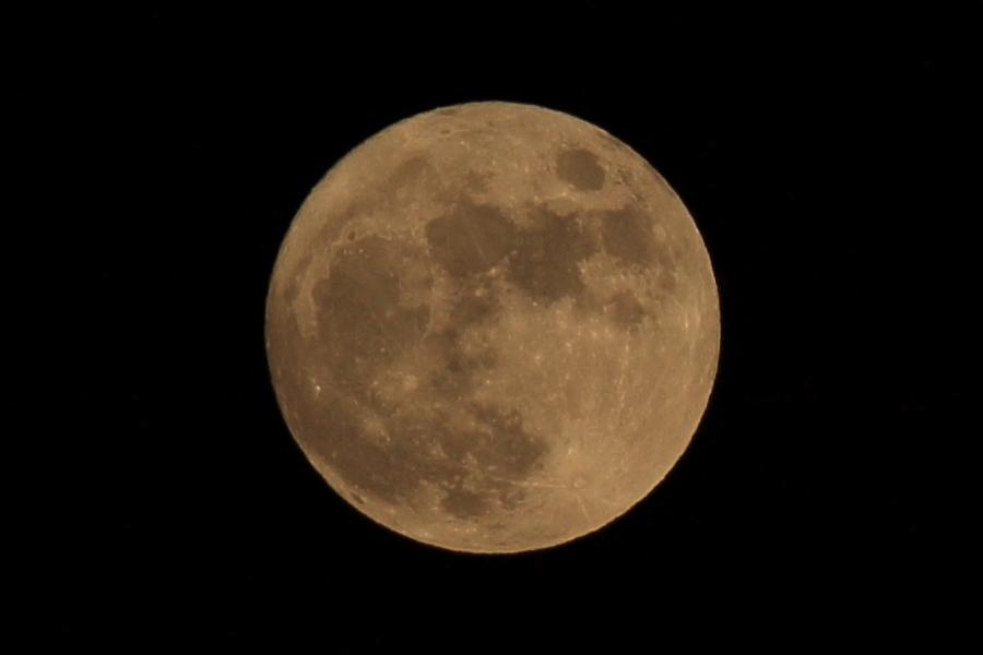 満月 《月齢13.6》