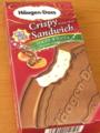 クリスピーサンド ショコラオランジュ