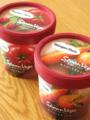 ハーゲンダッツ トマトチェリー/キャロットオレンジ