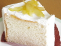 スタバ レモンシフォンケーキ