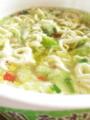 サッポロ一番 塩らーめんどんぶり 青しそ&オリーブオイル仕上げ