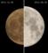 月の大きさ 比較