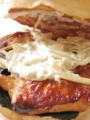 ロッテリア 鶏ごぼうサラダバーガー