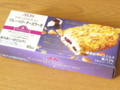 トップバリュ デザートアイスバー ブルーベリーチーズケーキ