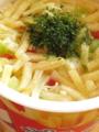 サッポロ一番 ポテマニアヌードル のり塩味