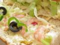 サブウェイ えび野菜タルタル