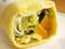 スタバ サラダラップ パンプキン&クリームチーズ