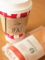 スタバ ホットベイクドアップル/サラダラップ サーモン&クリーム