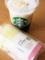 スタバ サラダラップ/水出しコーヒー
