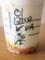 バニラクリームフラペチーノ+シトラス果肉