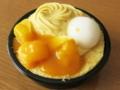 ローソン マンゴーのロールケーキ