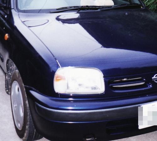 1台目の車