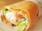 スタバ サラダラップ サーモン&クリームチーズ