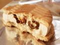 セブンイレブン バターが贅沢に香るクッキーサンド
