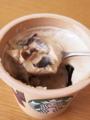 スタバ コーヒー&クリームプリン
