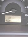 外気温 39℃
