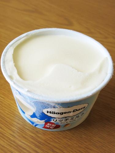 ハーゲンダッツ リッチミルク