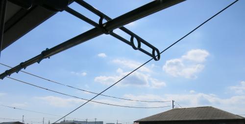 光回線のケーブルが…
