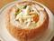 スタバ ブレッドグラタン チキントマトソイクリーム
