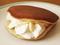 ローソン チーズとチーズホイップのもっちりとした生どら焼