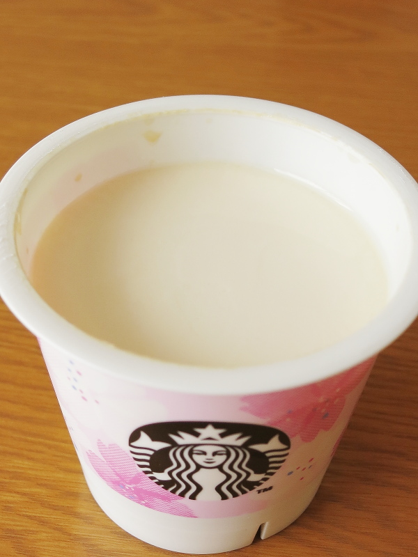 スタバ SAKURAFULミルクプリン