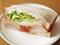 チキン&モッツァレラチーズサンドイッチ