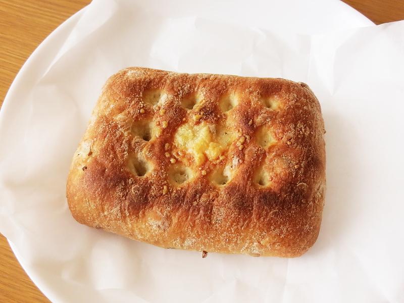 スタバ パルメザンチーズ シリアルブレッド