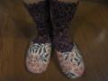 猪谷さんの靴下
