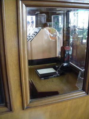 店内電話ボックス