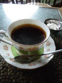 喫茶加奈・コーヒー