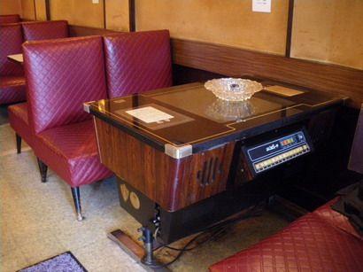 ゲーム機テーブル