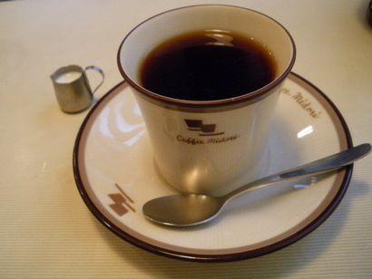 コーヒーとホットドックの店 みどり・コーヒー