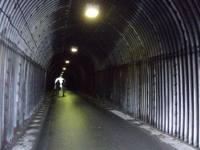 鎌倉・小坪隧道