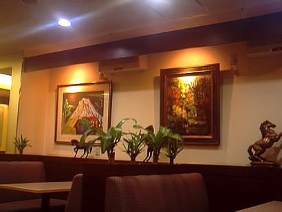 喫茶室 庭